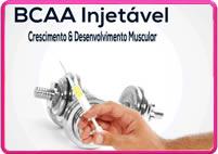 BCAA injetável